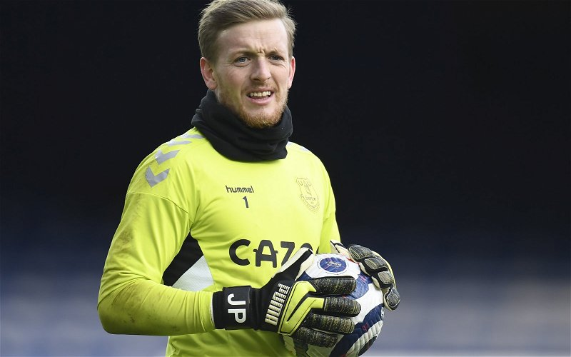 Image for Exclusive: Ex-Everton man raises Pickford doubts