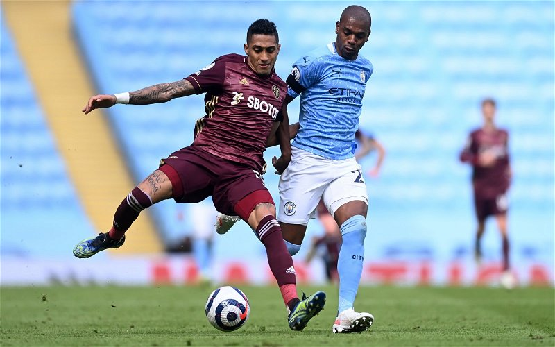 Image for Joe Wainman expects Liverpool to make Raphinha move next summer