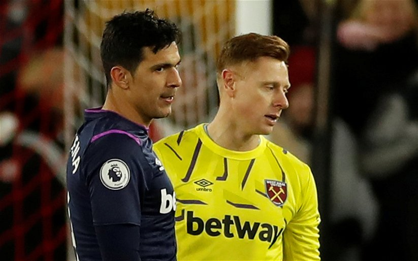 Image for West Ham United: Ex-WHU Employee provides contract update on Balbuena and Martin