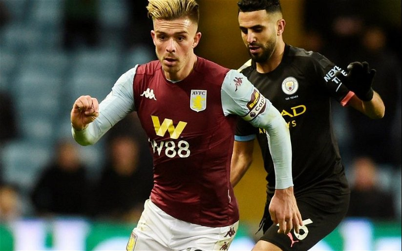 Image for Exclusive: Michael Ball believes Jack Grealish would make Man City 'an absolute nightmare'