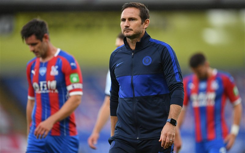 Image for Newcastle United: Journalist tips Frank Lampard to replace Steve Bruce