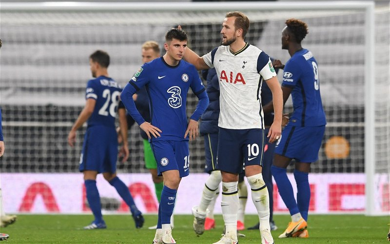 Image for Exclusive: Pundit pours cold water on Harry Kane to Chelsea talk