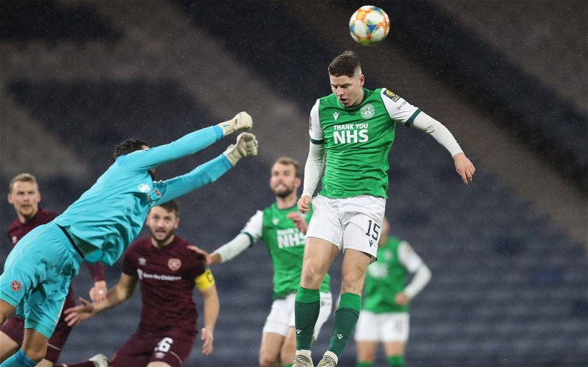 Image for Celtic: Alan Rough says club must put money 'on the table' for Kevin Nisbet