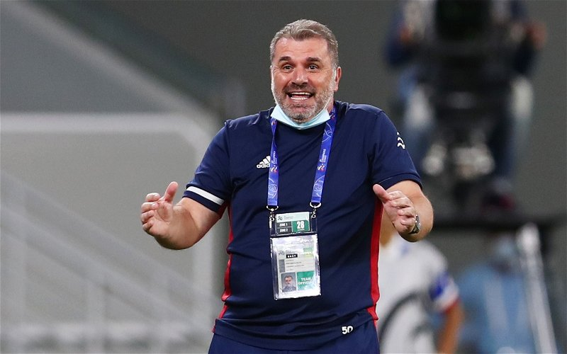 Image for Celtic: Fans react to Ange Postecoglou's comments ahead of Jablonec game