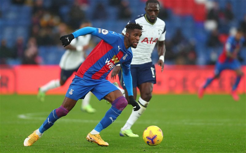 Image for Exclusive: Marcus Bent would welcome Zaha addition for Tottenham