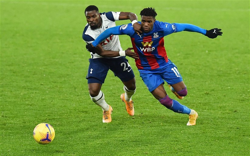 Image for Crystal Palace: Dan Cook discusses Zaha to Newcastle United talk