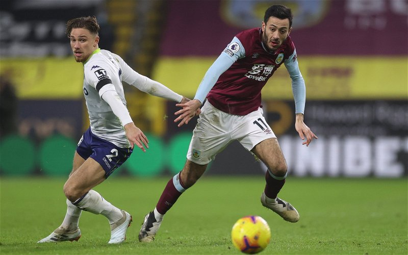 Image for Journalist claims Aston Villa are monitoring Dwight McNeil amid Leon Bailey pursuit