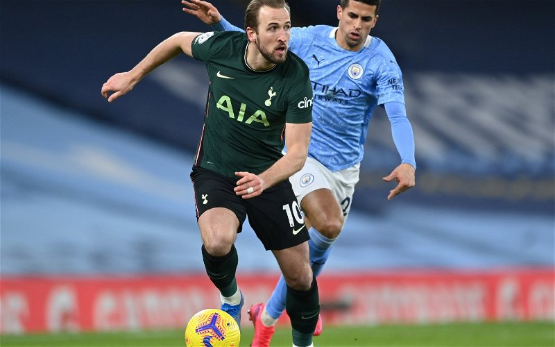 Image for Exclusive: Paul Stewart calls for Spurs to spend big if Harry Kane seals exit