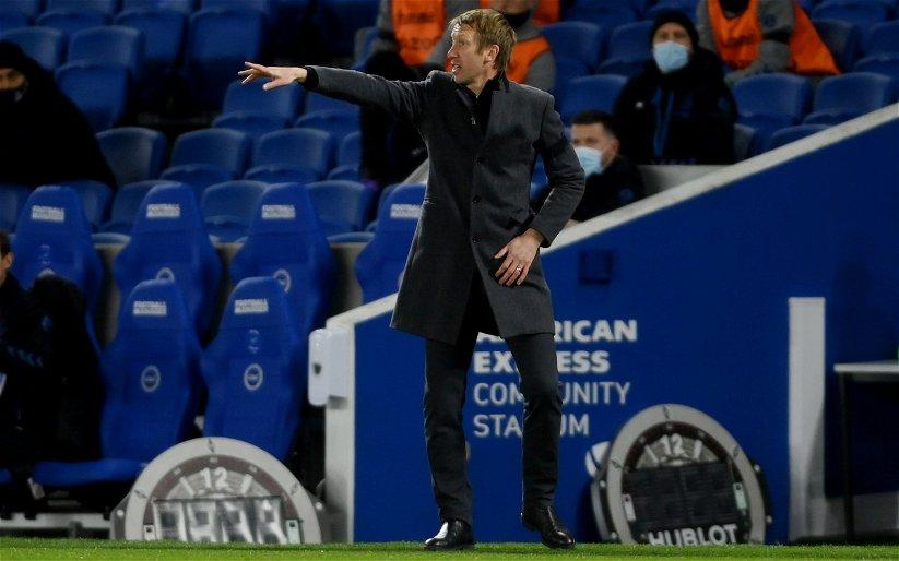 Image for Exclusive: Lawrie Sanchez unconvinced by Graham Potter to Tottenham