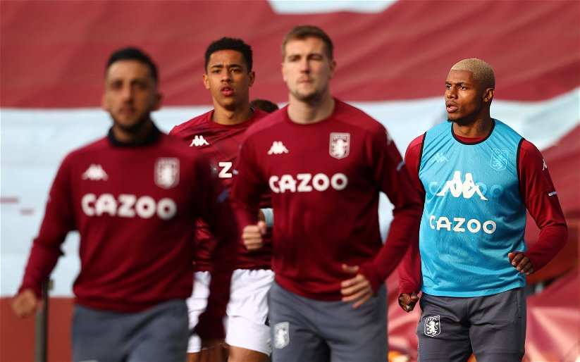 Image for Aston Villa: Lee Hendrie discusses Wesley's future at the club
