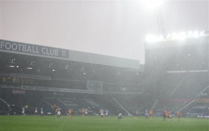 Image for West Brom: Presenter slams TV fixture changes