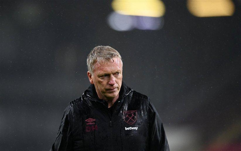 Image for West Ham United: Darren Lewis discusses David Moyes' future at the club