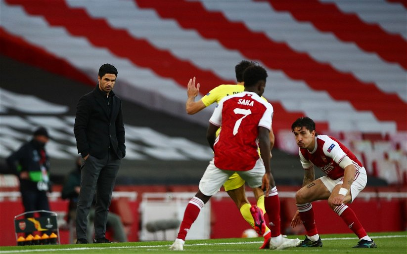 Image for Arsenal: Oliver Yew discusses Mikel Arteta's future