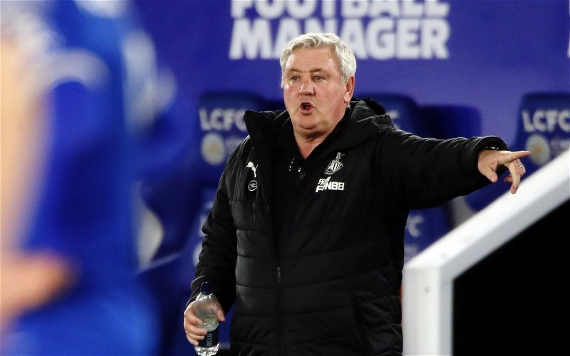 Image for Newcastle United: Malcolm MacDonald discusses Steve Bruce's contract