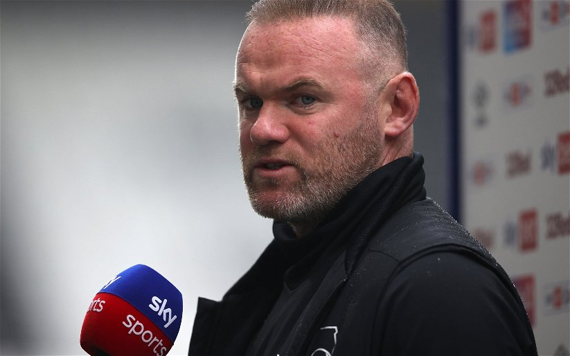 Image for Derby County: Fans fear worst as Wayne Rooney linked with Newcastle United job