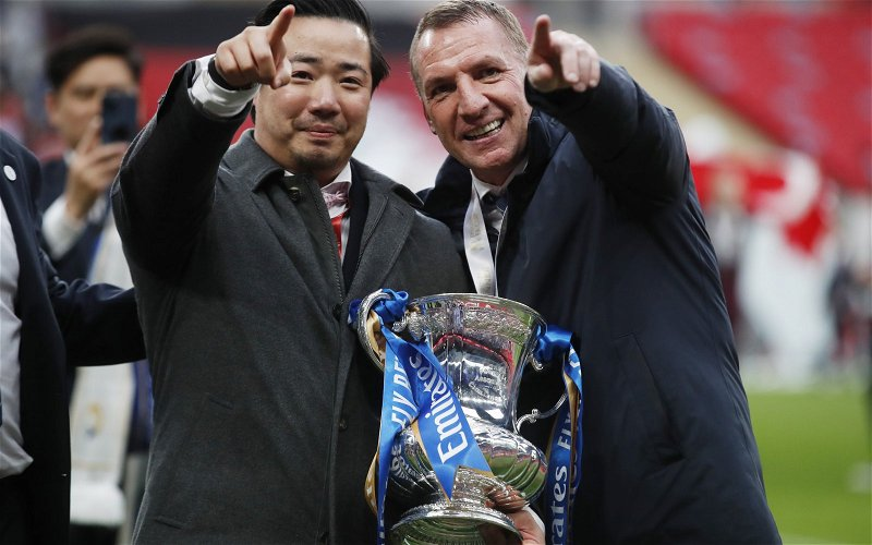 Image for Exclusive: Ex-Leicester striker confident Brendan Rodgers could manage any club