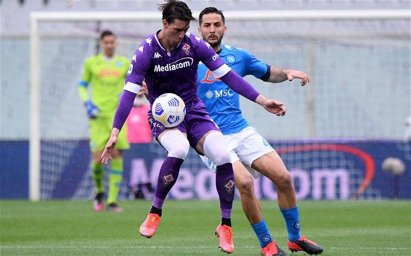 Image for Tottenham Hotspur: Fans react to Romero's Vlahovic update
