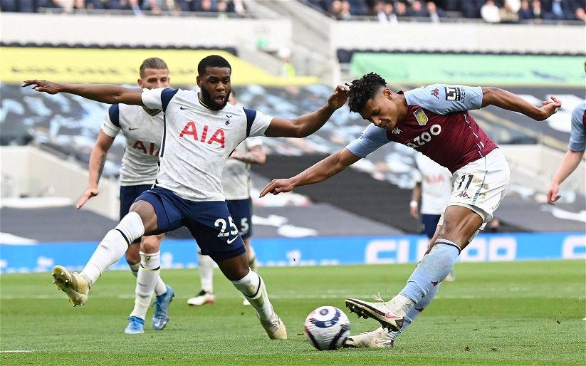 Image for Tottenham Hotspur: Gary Neville praises Japhet Tanganga's performance