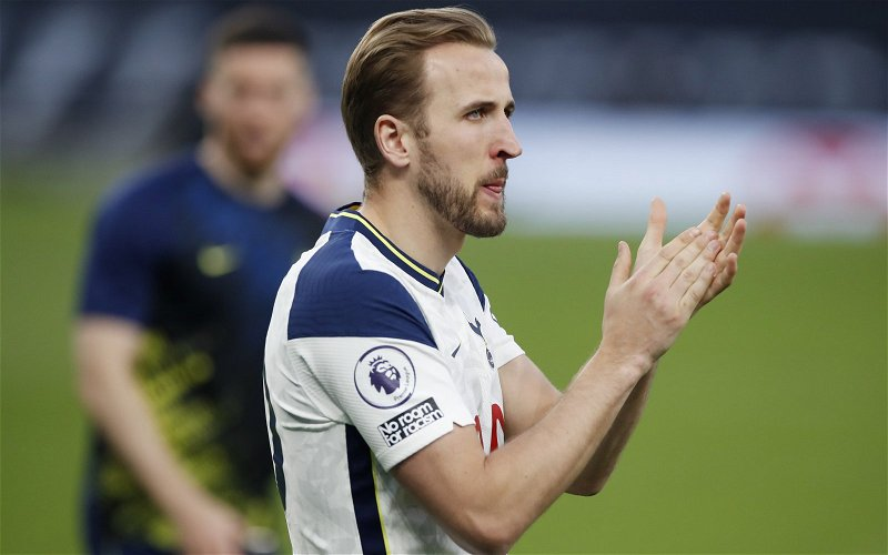 Image for Tottenham Hotspur: David Ornstein drops Levy claim on Kane update