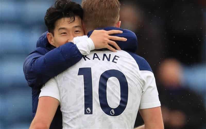 Image for Tottenham Hotspur: Pitt-Brooke provides encouraging Kane claim