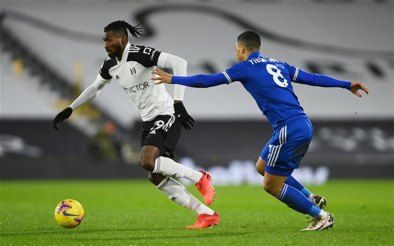 Image for Fulham: Many fans are buzzing with Frank Anguissa news