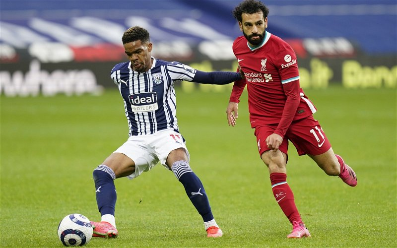 Image for West Bromwich Albion: Adrian Goldberg discusses Grady Diangana's future
