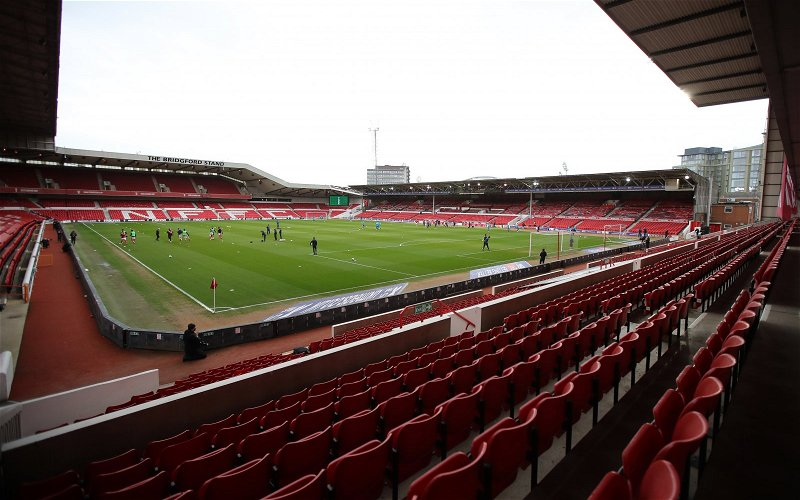 Image for Nottingham Forest: Journalist discusses Ioannis Vrentzos situation