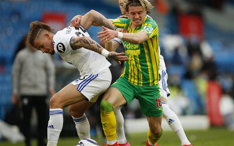 Image for Leeds United: Joe Wainman discusses potential Conor Gallagher move