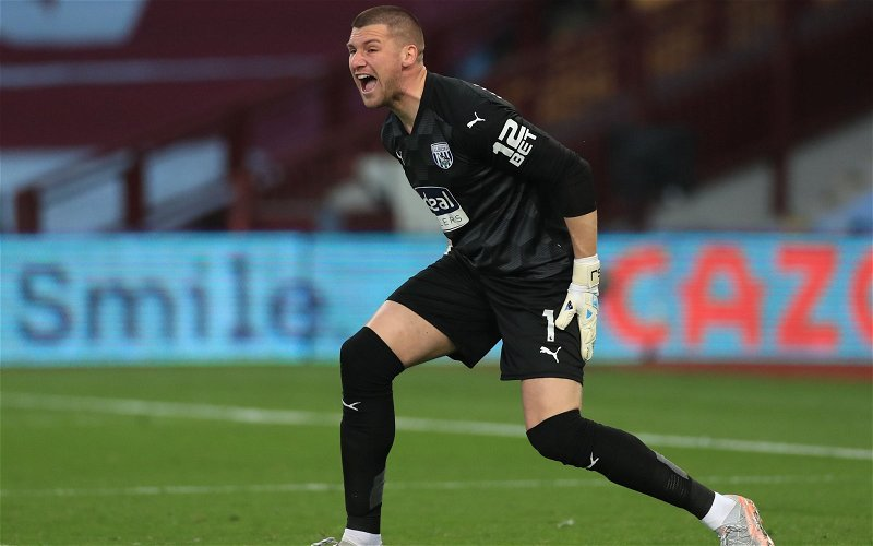 Image for West Brom: Many fans buzz over latest Johnstone update