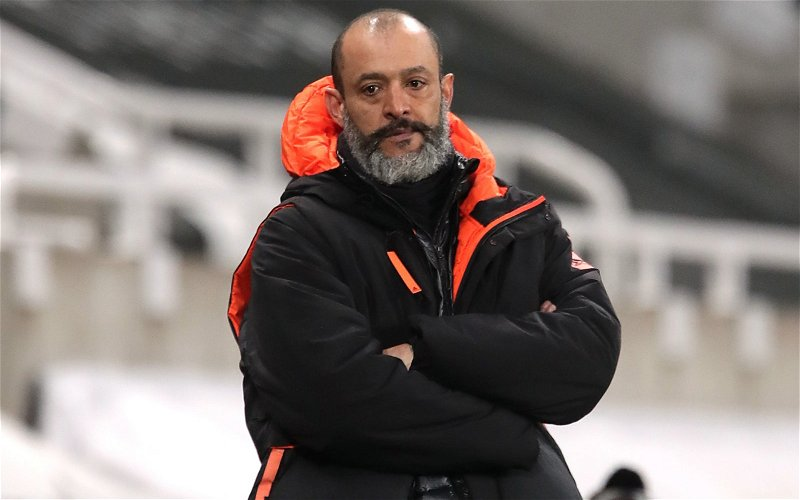 Image for Tottenham Hotspur: Alasdair Gold delivers behind-the-scenes Nuno claim
