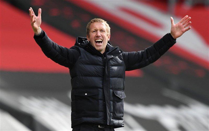 Image for Tottenham Hotspur: Steve Nicol tips Graham Potter for manager job