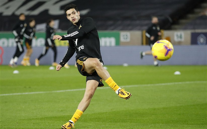Image for Wolves: Journalist drops claim on Raul Jimenez