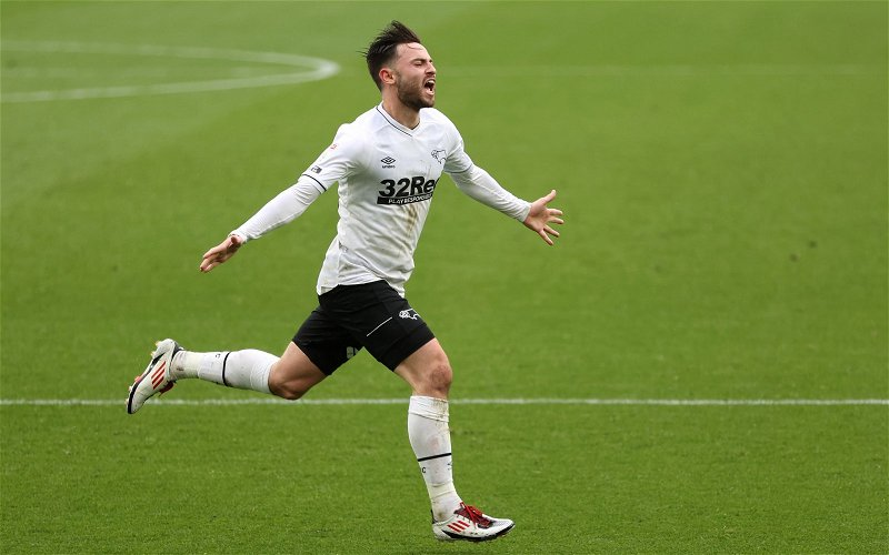 Image for Derby County: Ryan Conway discusses potential deal for Patrick Roberts
