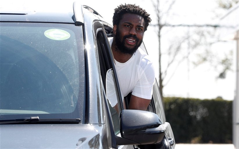 Image for Tottenham Hotspur: Fans react to latest Danny Rose footage