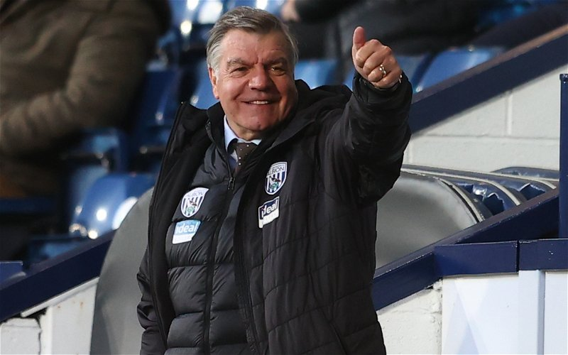 Image for West Bromwich Albion: Steve Madeley provides update on Sam Allardyce's future