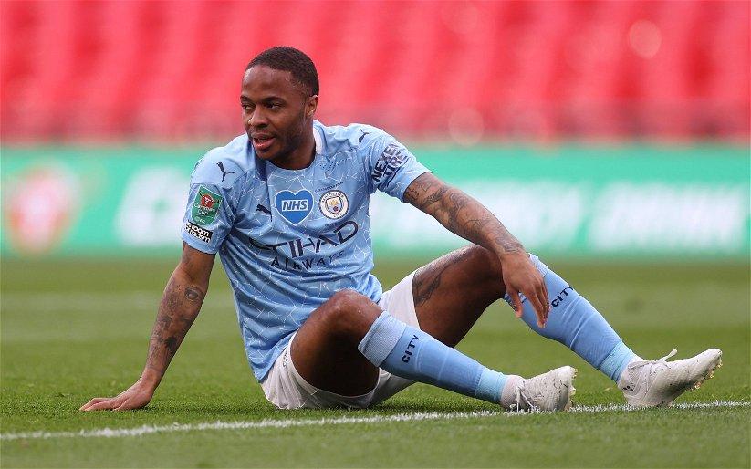 Image for Manchester City: Simon Jordan discusses Raheem Sterling's future