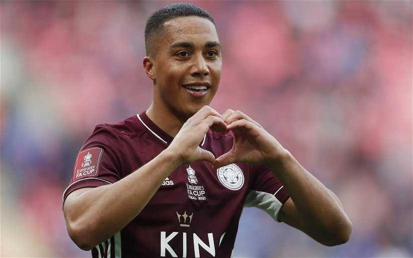 Image for Leicester City: Jordan Blackwell discusses Youri Tielemans
