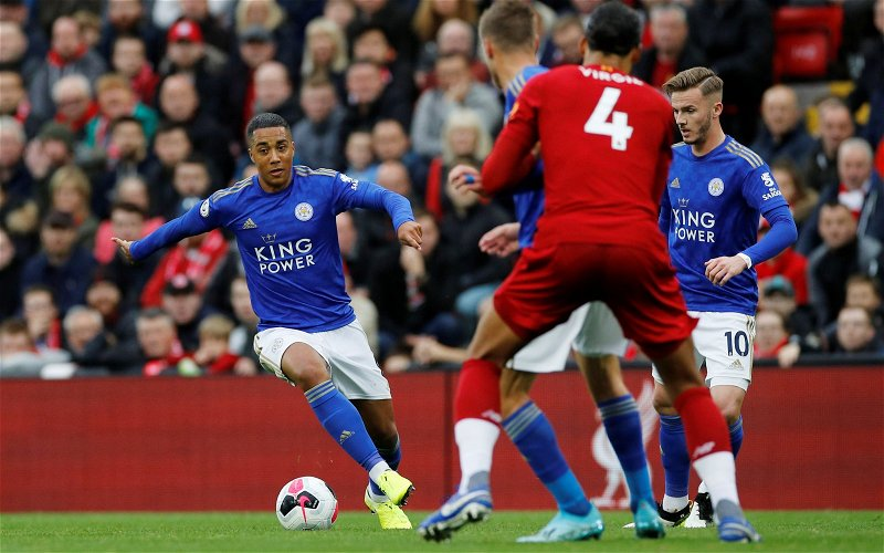 Image for Exclusive: Pundit thinks Tielemans could be Wijnaldum's heir at Liverpool
