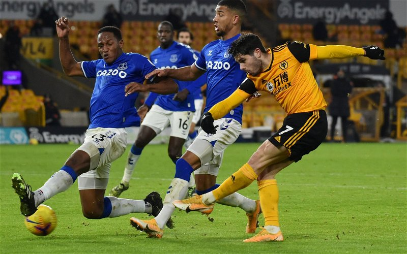 Image for Journalist reckons Wolves would demand £50m plus for Pedro Neto in future transfer