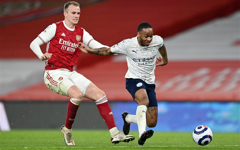 Image for Manchester City: Podcaster discusses Raheem Sterling's future