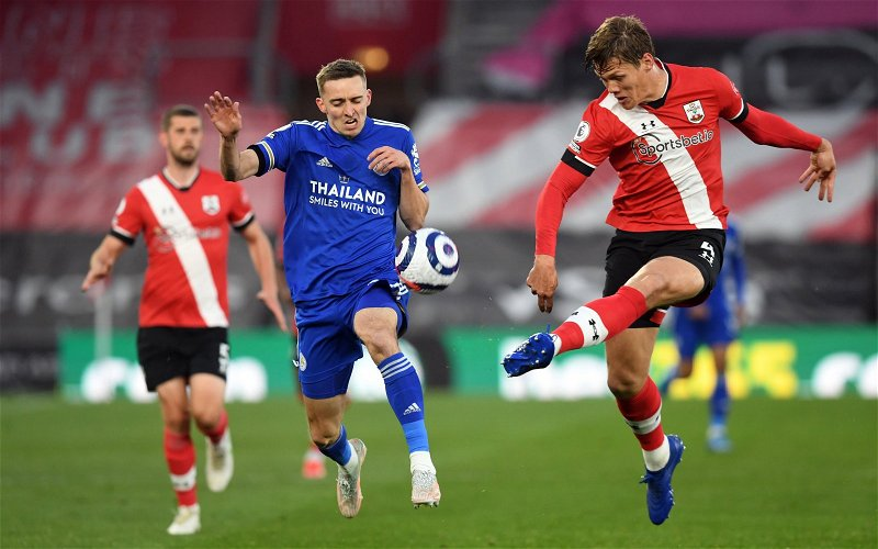 Image for Exclusive: Steve Howey admits Jannik Vestergaard has made worst possible start to Leicester career