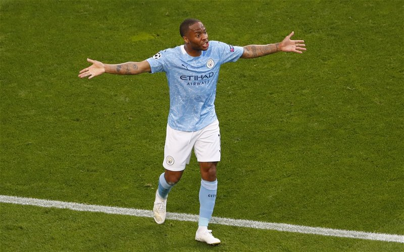 Image for Exclusive: Marcus Bent questions whether Raheem Sterling would join Tottenham