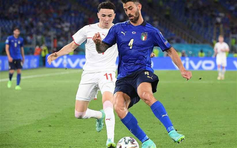Image for Exclusive: Roberts urges Spurs to sign Italy star Spinazzola