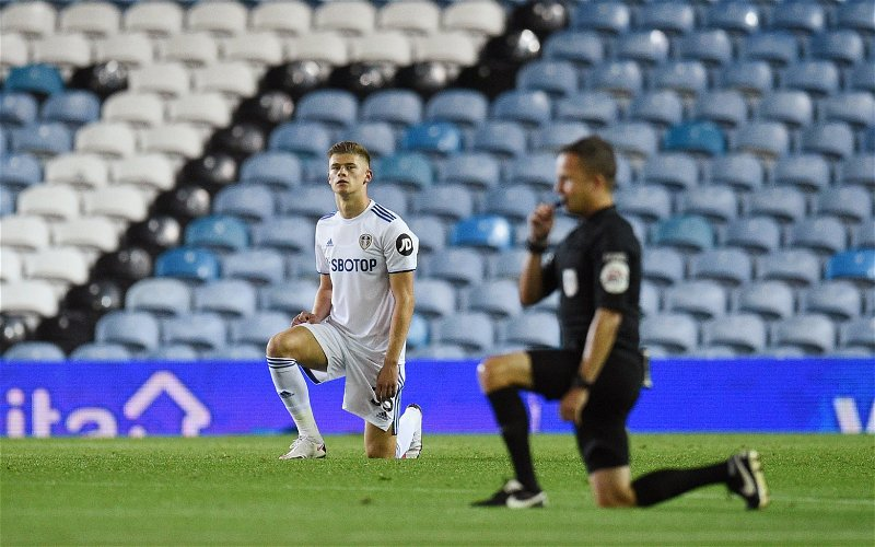 Image for Leeds United: Fans rave over Charlie Cresswell