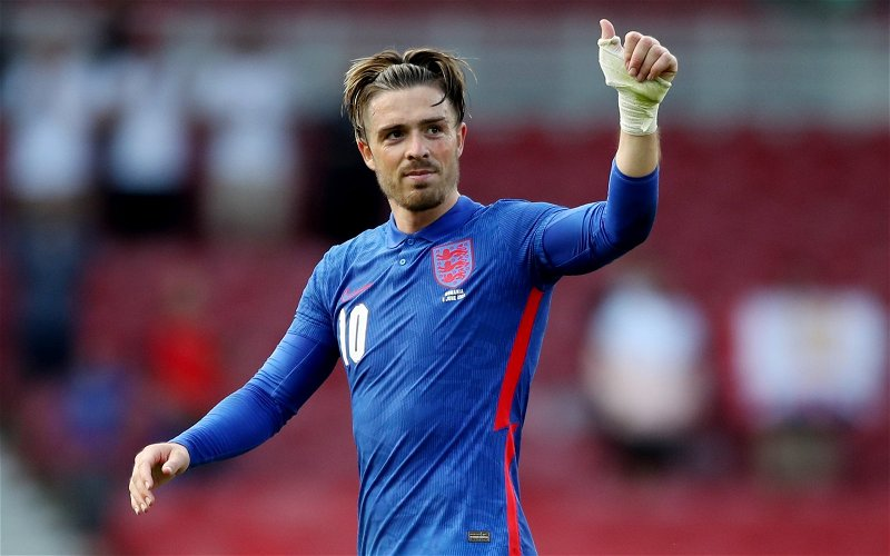 Image for Manchester City: Duncan Castles provides update on the club's interest in Jack Grealish