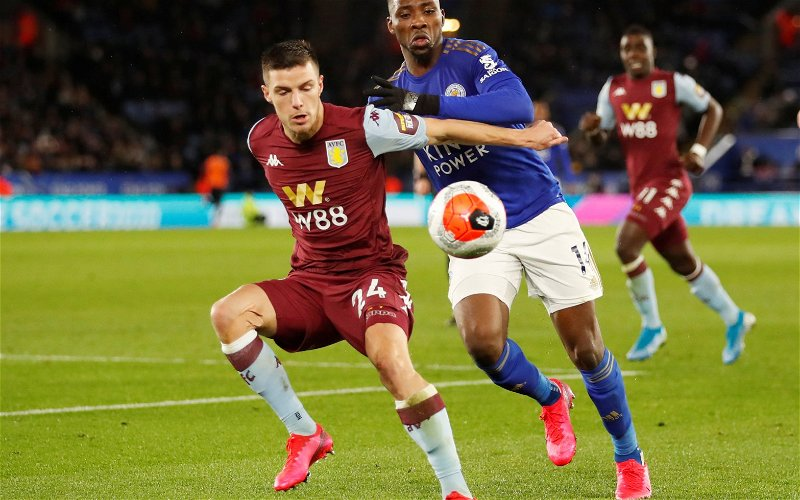 Image for Aston Villa: Podcaster drops verdict on Frederic Guilbert's future