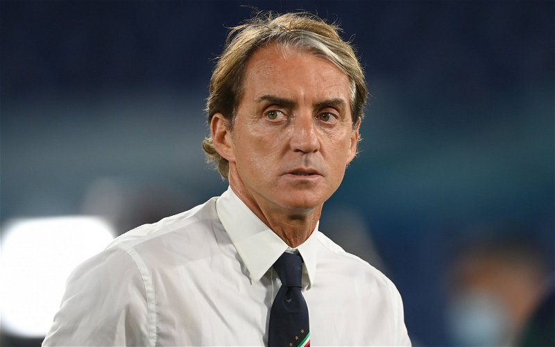 Image for Newcastle United: Trevor Sinclair tips Roberto Mancini for manager's job