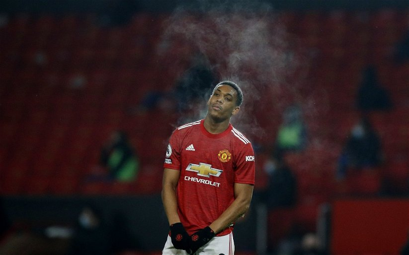 Image for Tottenham Hotspur: Many fans fume over Martial links