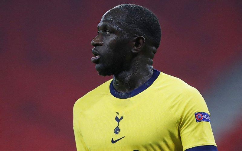 Image for Tottenham Hotspur: Fans react to Moussa Sissoko & Weston McKennie links