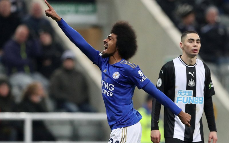 Image for Exclusive: Steve Howey thinks Hamza Choudhury could get Newcastle fans jumping